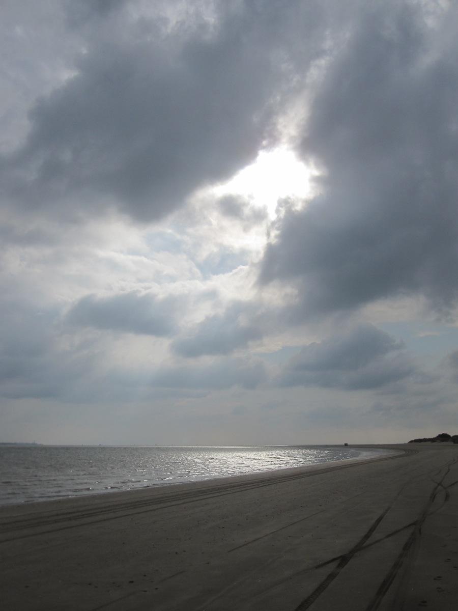 Strand von Donana